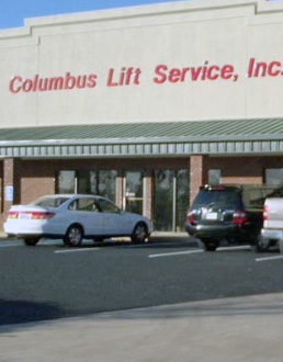 columbus lift service building