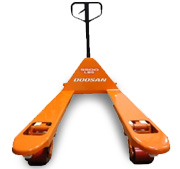 doosan manual pallet jack